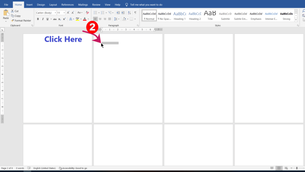 Different Page Borders for Different Pages in Word