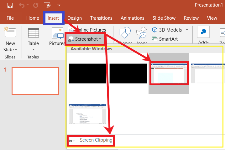 How to Take a Screenshot in 5 Different Ways For both Win and Mac