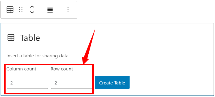 How to Create a Table in WordPress with or without a  Plugin - 2021 1