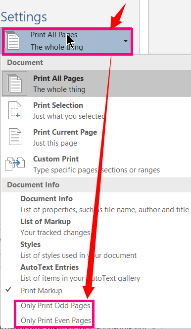 How to Print a Word Document and Ppt Slides - 2021's Master 12